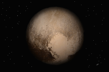 Pluto Is An Average Distance Of Almost 6 Billion Km From