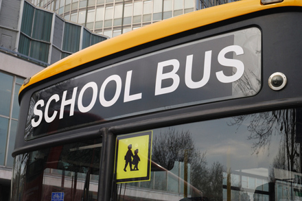 Travelling to secondary school may be a big change