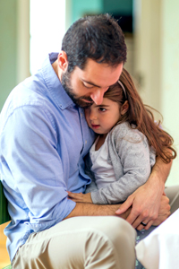 Positive parenting uses love rather than punishment