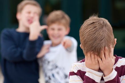 Bullying can be a distressing experience for a child