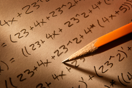 BIDMAS tells us the correct order of operations in maths