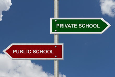 Public or private school? This guide will help you choose