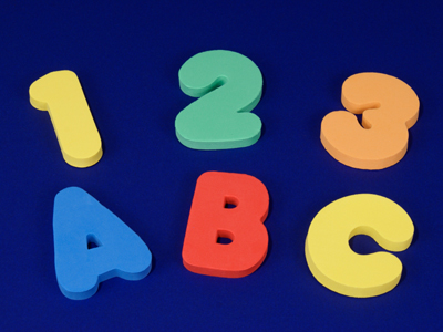 Verbal Reasoning - Letters for Numbers