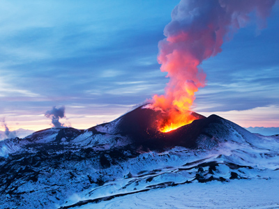 Volcanoes at the Edge of Tectonic Plates