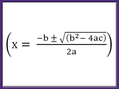 Quadratic Equations (H)