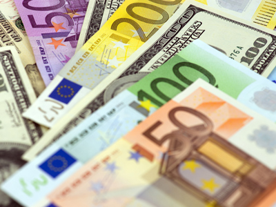 Gcse Foreign Currency And Exchange Rates Euros Dollars