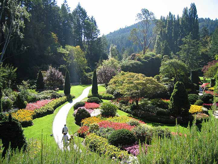 World gardens quiz pictures include australia france - What time does victoria gardens open ...