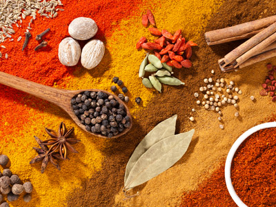 Herbs and Spices - Culinary Herbs and Spices 2