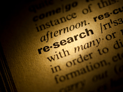 Writing 01 - Conduct Research