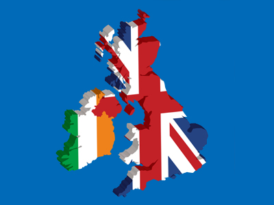 British Isles - Nations and Islands