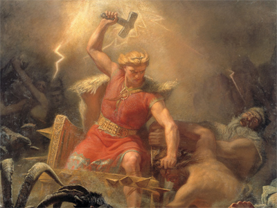 KS Vikings Who Were The Gods And What Was Their Religion - Norse religion