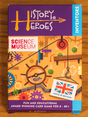 History Heroes Cards