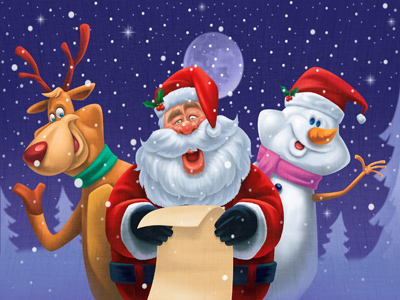 Music - Rudolph the Red Nosed Reindeer
