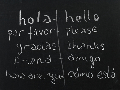 Writing: Spanish to English (1)