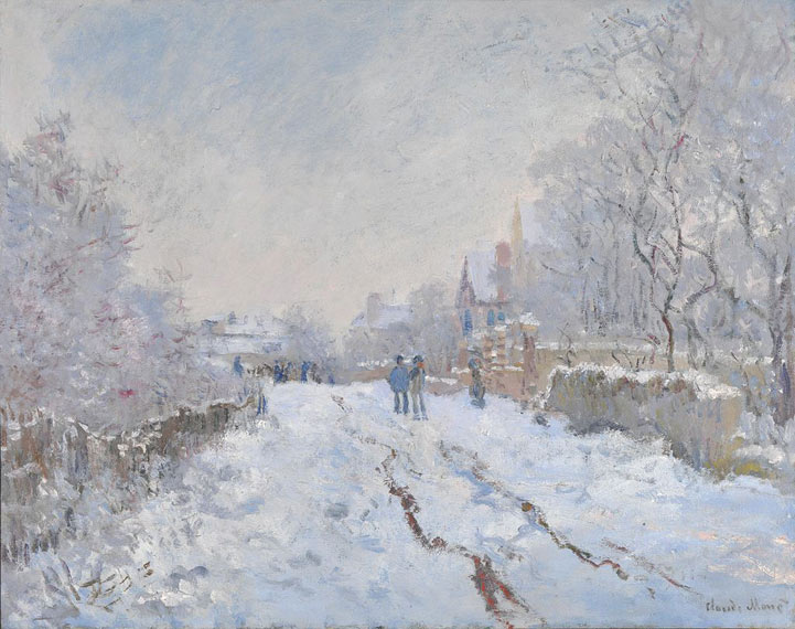 Art Quizzes on French Impressionist Painters Including Monet