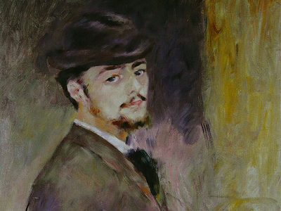 Painter - Pierre-Auguste Renoir