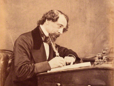 Author - Charles Dickens 4