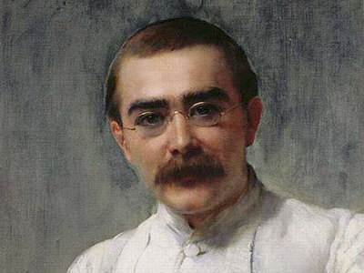 Author - Rudyard Kipling