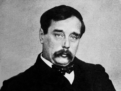 Author - H G Wells