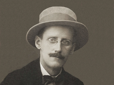 Author - James Joyce