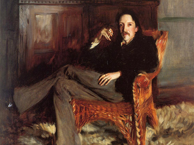 Author - Robert Louis Stevenson