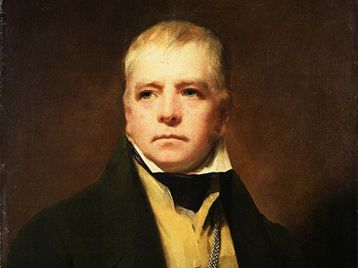 Author - Sir Walter Scott