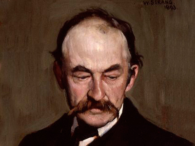 Author - Thomas Hardy