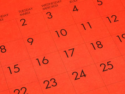 Islam months of calendar, measuring the passage of time