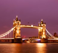 Tower Bridge - a British icon